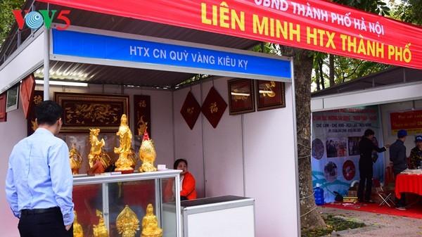 Pembukaan Pekan raya pertama hasil pertanian, kerajinan tangan industri kecil Vietnam - ảnh 18