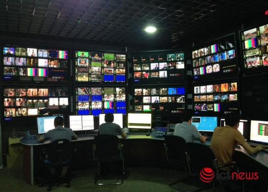 Memperkenalkan sepintas lintas tentang penggelaran digitalisasi TV di bumi - ảnh 1