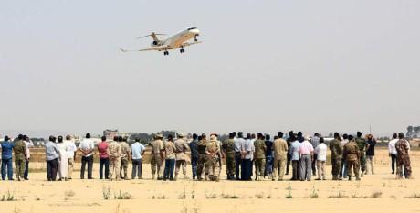 Libia: Pasukan GNA berhasil menduduki Bandara Tripoli - ảnh 1