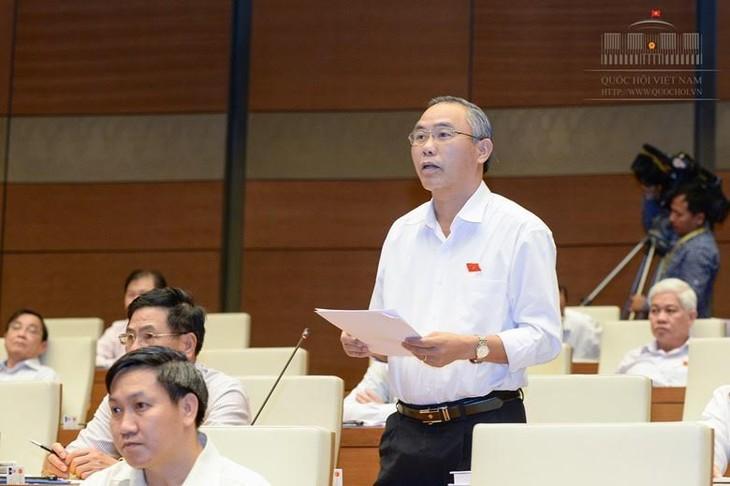MN Vietnam menetapkan target pertumbuhan ekonomi 6,7 % pada tahun 2017 - ảnh 1