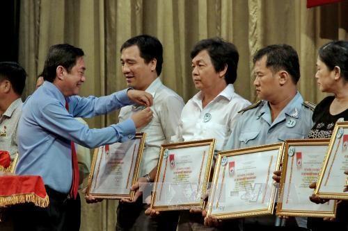 Vietnam untuk pertama kalinya mengadakan peristiwa Hari Donor Darah Internasional - ảnh 1