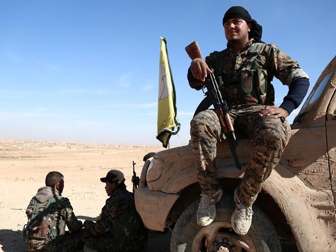 Suriah mencapai kemajuan penting dalam operasi membebaskan Raqqa - ảnh 1