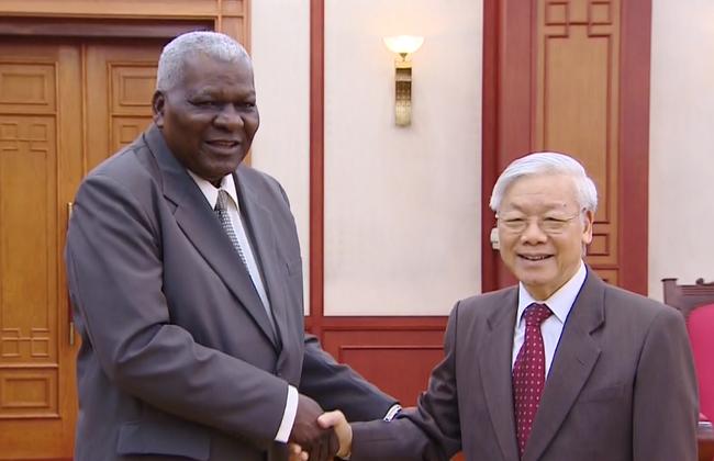 Menjaga dan memupuk hubungan persahabatan dan solidaritas istimewa Vietnam-Kuba - ảnh 1