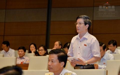 MN Vietnam berbahas tentang RUU mengenai Pengelolaan Utang Publik (amandemen) - ảnh 1