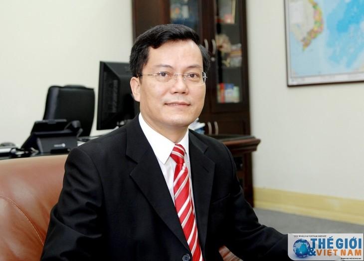 Membawa hubungan Vietnam-Brasil menjadi semakin intensif, praksis dan berhasil-guna - ảnh 1