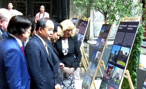 Hari Kebudayaan Vietnam di Republik Austria - ảnh 1
