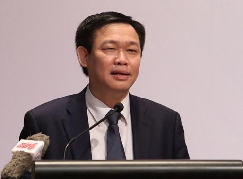 Deputi PM Vietnam, Vuong Dinh Hue: Berupaya melampaui pendapatan anggaran keuangan dari 5-8% - ảnh 1