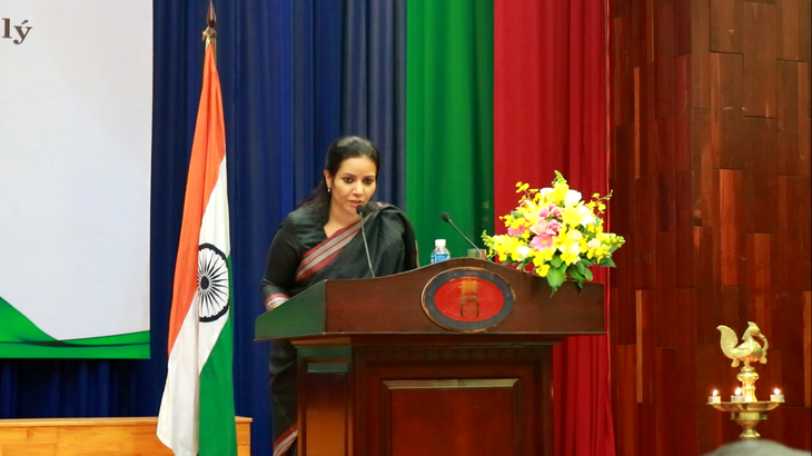 Memperkuat kerjasama pariwisata rohaniah  dan kesehatan antara India dan Vietnam - ảnh 1