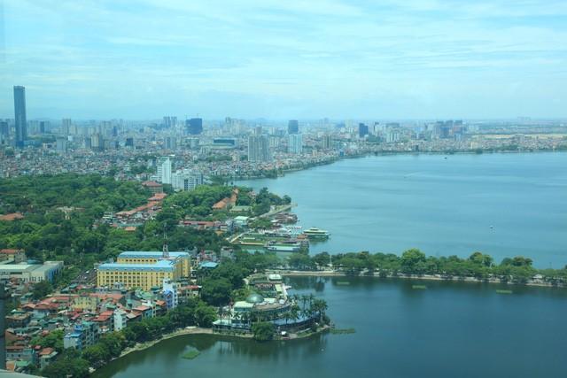 Memperkenalkan sepintas lintas tentang danau-danau di ibukota Hanoi - ảnh 2