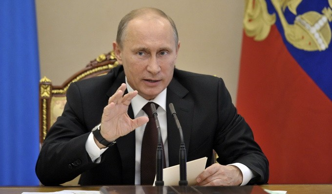 KTT G20: Presiden Rusia, Vladimir Putin mengecam sanksi terhadap Rusia - ảnh 1