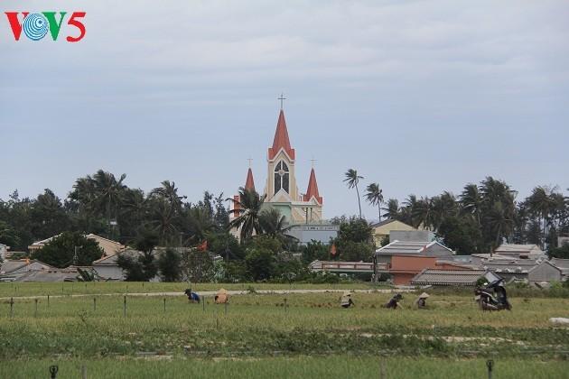 Kehidupan sehari hari di kabupaten pulau Ly Son - ảnh 11