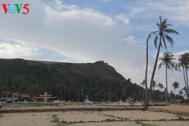 Kehidupan sehari hari di kabupaten pulau Ly Son - ảnh 16