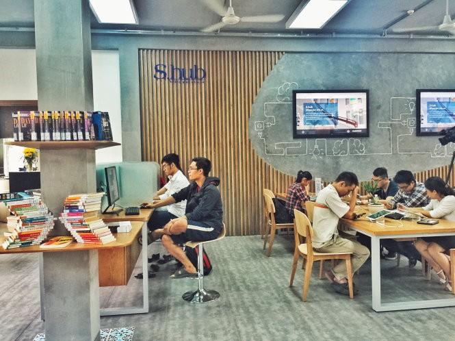 Penjelasan mengenai Perpustakaan Nasional di kota Hanoi - ảnh 2