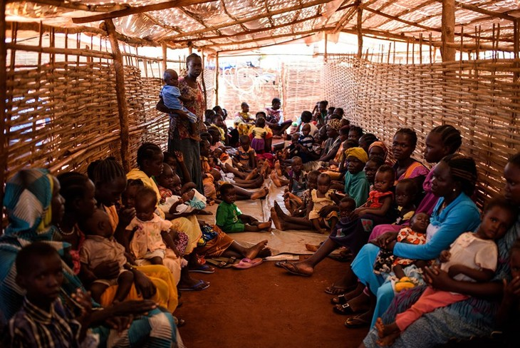 Sudan memperpanjangkan batas waktu membentuk koridor perikemanusiaan di Sudan Selatan - ảnh 1