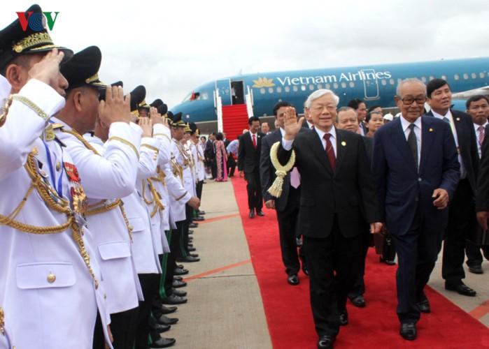 Selar istimewa dalam hubungan Vietnam-Kamboja - ảnh 1