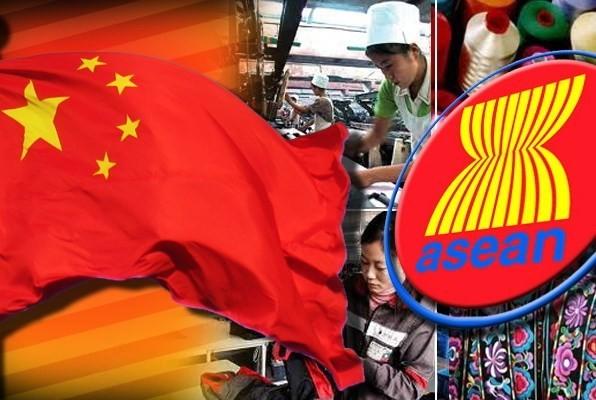 """Pembukaan Forum """"ASEAN-Tiongkok: Pembaruan dan praktek pengurangan kemiskinan"""" - ảnh 1"""
