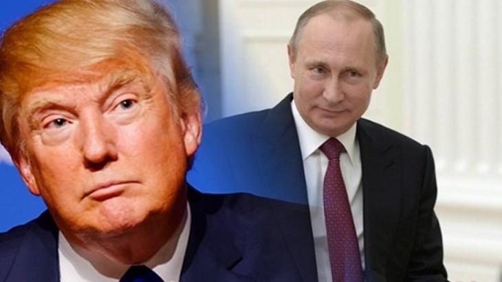 """Perintah sanksi memundurkan proses pemulihan hubungan Rusia- Amerika Serikat"""". - ảnh 1"""