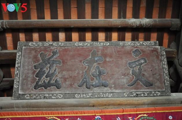 Desa Dong Ngac- Bangga sebagai daerah bumi cendekiawan - ảnh 1
