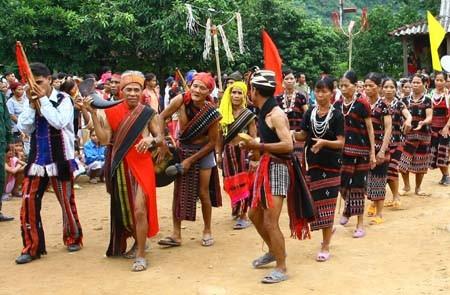 Etnis minoritas  Pa Ko - ảnh 1