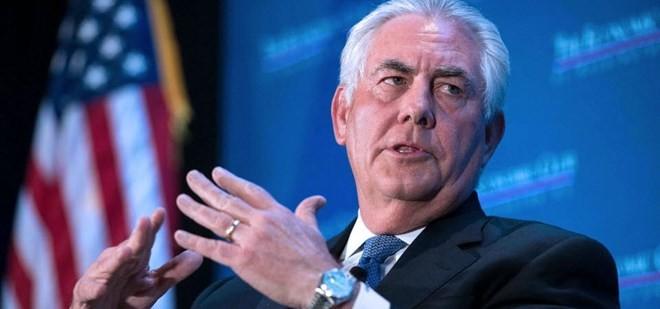 Menlu AS akan melakukan kunjungan ke tiga negara Asia Tenggara - ảnh 1