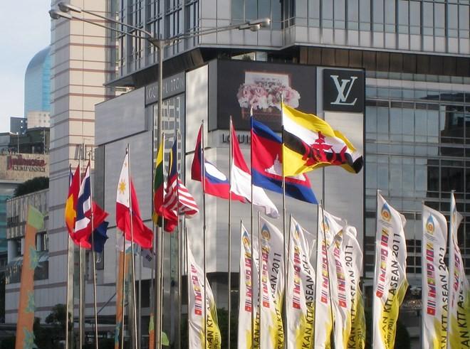 Konferensi AMM-50 menjunjung tinggi panji persatuan dari ASEAN - ảnh 1