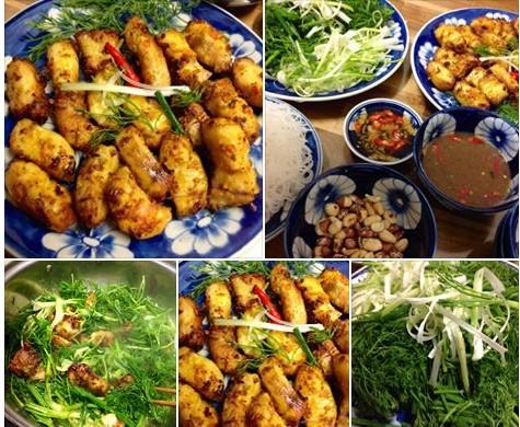 Ikan panggang Cha Ca La Vong-Masakan yang enak  - ảnh 2