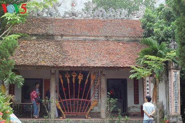 Desa Ta Thanh Oai - Bangga akan tradisi desa cendekiawan dan kesusastraan - ảnh 1