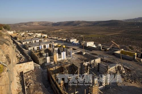 Israel terus memperluas zona-zona pemukiman Yahudi di tepi Barat sungai Jordan - ảnh 1