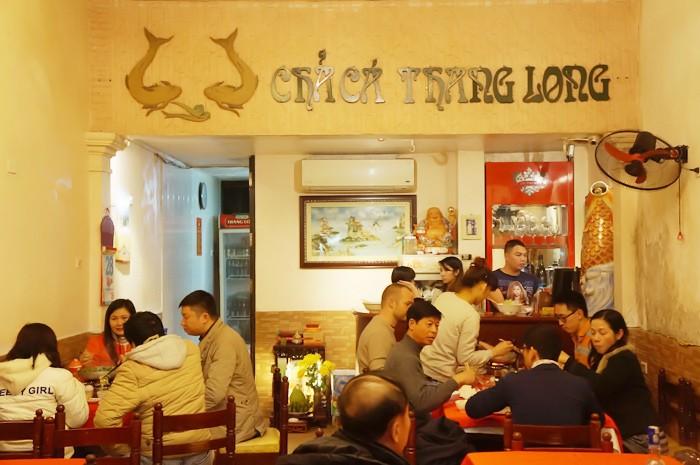 Ikan panggang Cha Ca La Vong-Masakan yang enak  - ảnh 1