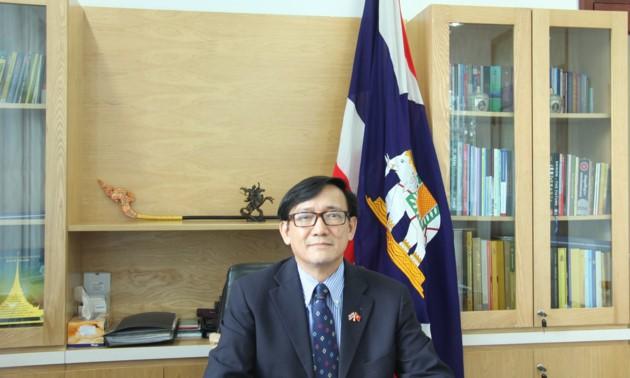 ASEAN-50 tahun musyawarah dan mufakat untuk berkembang - ảnh 16