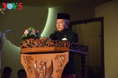 ASEAN-50 tahun musyawarah dan mufakat untuk berkembang - ảnh 14