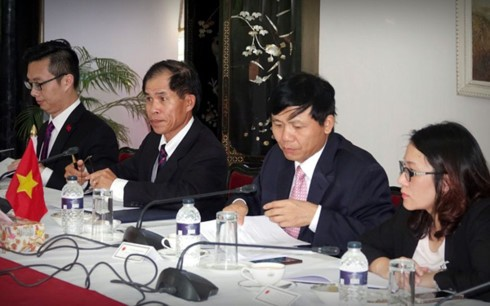 Konsultasi politik Vietnam-Bangladesh yang pertama - ảnh 1