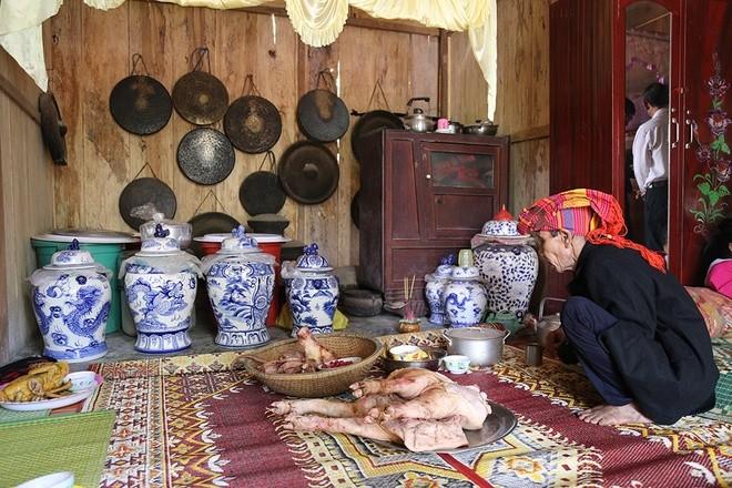 """Pesta """"Ada"""" dari warga etnis minoritas Pa Ko - ảnh 2"""