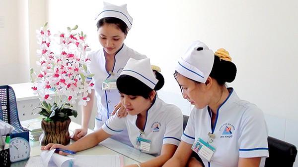 Perkenalan sepintas lintas tentang sistem Kesehatan di Vietnam - ảnh 1