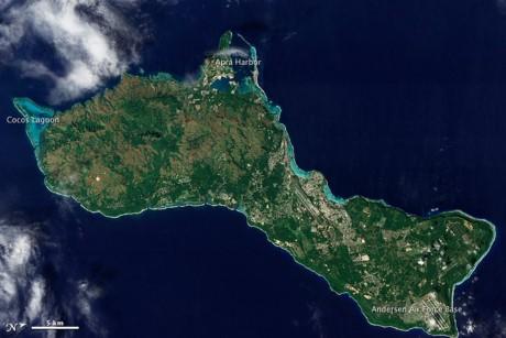AS : Sistem peringatan keamanan di pulau Guam siap siaga  - ảnh 1
