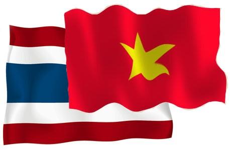 Mendorong hubungan kemitraan strategis  Vietnam-Thailand - ảnh 1