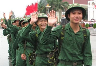 Penjelasan tentang masalah wajib militer di Vietnam - ảnh 2