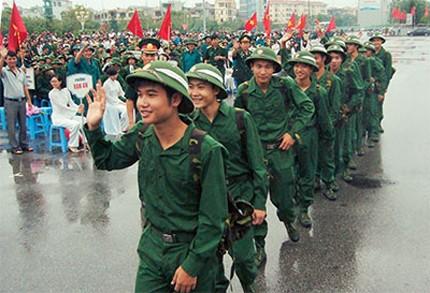 Penjelasan mengenai wajib militer di Vietnam - ảnh 1