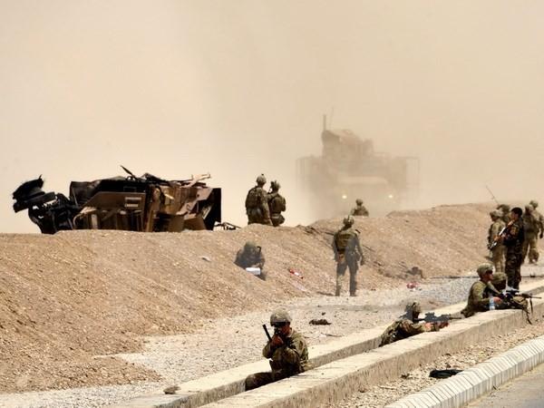 AS masih belum bisa mengeluarkan keputusan mengenai strategi baru di Afghanistan - ảnh 1