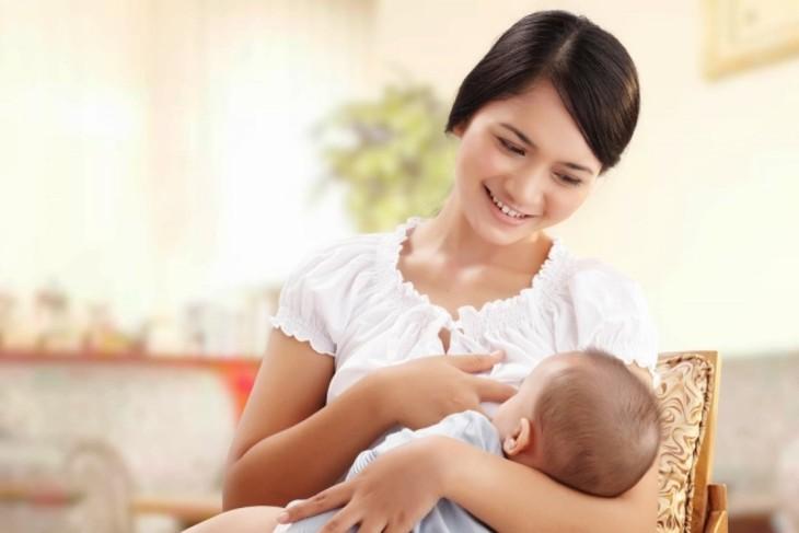 Vietnam menyambut Pekan Menyusui Anak dan Bulan Perawatan Ibu dan Bayi - ảnh 1