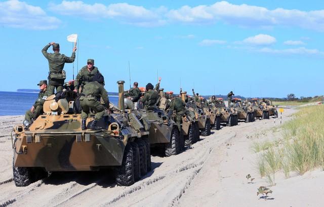 Belarus mengundang pengamat supaya mengawasi latihan perang gabungan dengan Rusia - ảnh 1