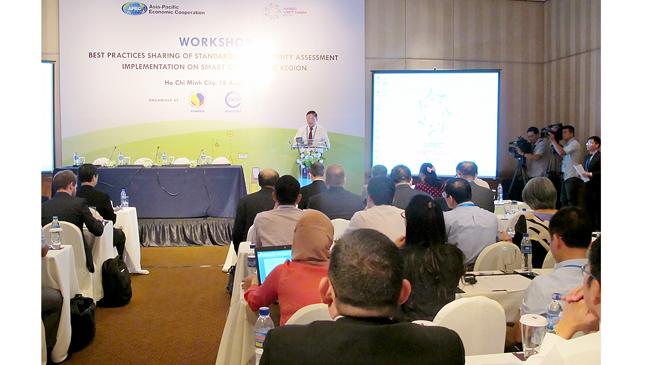 Forum APEC 2017: Membuka pertemuan tingkat tinggi ke-7 tentang kesehatan dan ekonomi - ảnh 1