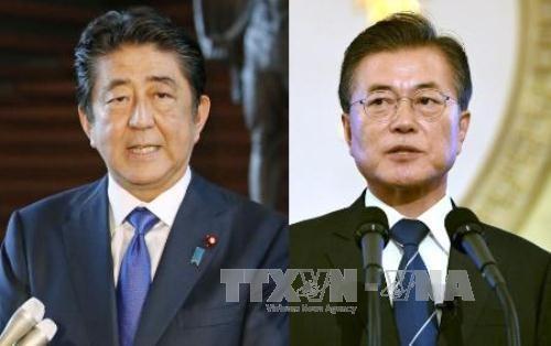 Republik Korea dan Jepang berkomitmen kembali bekerjasama untuk menangani masalah RDRK - ảnh 1