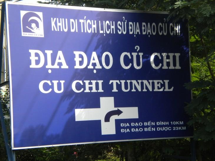 Penjelasan tentang Terowongan Cu Chi - ảnh 1