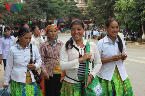 Aktivitas-aktivitas kebudayaan dan kesenian sehubungan dengan  Hari Nasional di seluruh negeri - ảnh 1