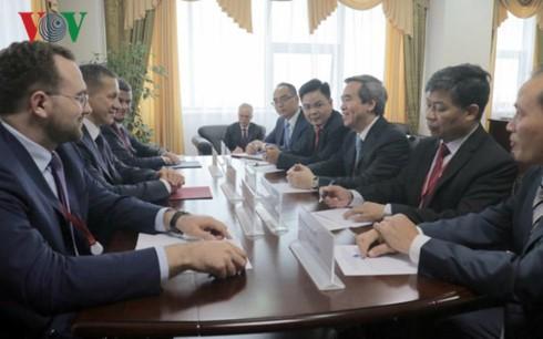 Memperkuat kerjasama antara Vietnam dengan Kawasan Timur Jauh –Federasi Rusia - ảnh 1