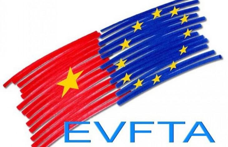 Berupaya mendorong Perjanjian Perdagangan Bebas Vietnam-Uni Eropa - ảnh 1