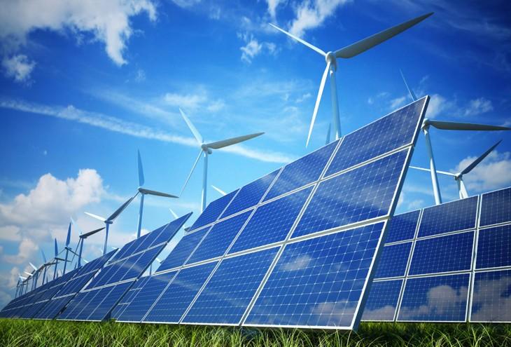 Menilai potensi perkembangan proyek listrik tenaga  surya yang disambungkan dengan jaringan listrik nasional di Vietnam - ảnh 1