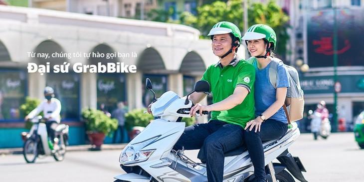 Memperkenalkan sepintas lintas tentang jasa layanan Grabbike di Vietnam - ảnh 2