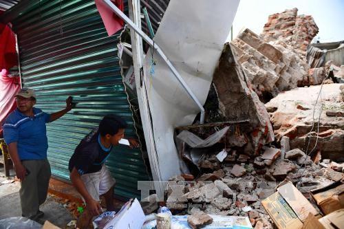 Komunitas ASEAN mendukung korban gempa bumi di Meksiko - ảnh 1